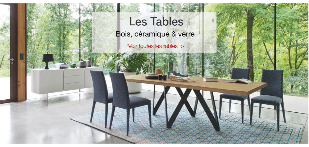 table et chaise/accueil table calligaris 2017