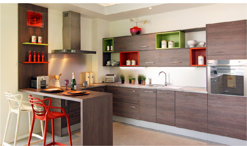 Cuisine salle de bain rangement living dressing fabricant - Cuisine salle de bain ...