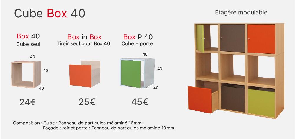 Rangement Cube Modulable cuisine salle de bain rangement living dressing fabricant cuisine